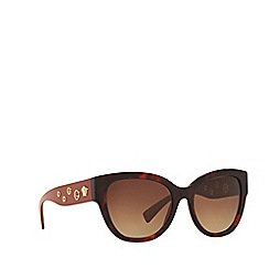 Versace - Bordeaux VE4314 butterfly sunglasses