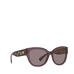 Versace - Violet VE4314 butterfly sunglasses