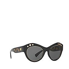 Versace - Black VE4320 cat eye sunglasses