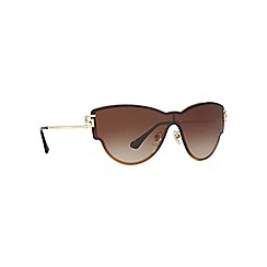 Versace - Gold VE2172B cat eye sunglasses