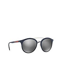 Prada Linea Rossa - Grey rubber phantos PS 04RS sunglasses
