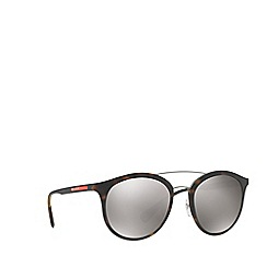 Prada Linea Rossa - Brown PS 04RS phantos sunglasses
