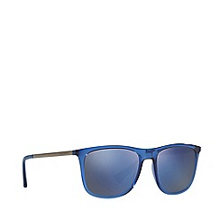 Dolce & Gabbana - Blue DG6106 square sunglasses