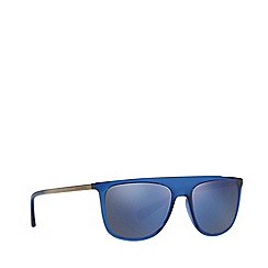 Dolce & Gabbana - Blue DG6107 square sunglasses