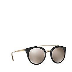 Prada - Black 'Cinema' PR 23SS phantos sunglasses