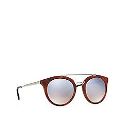Prada - Light brown PR23SS phantos sunglasses