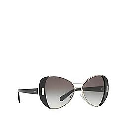 Prada - Black PR60SS butterfly sunglasses