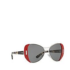 Prada - Red PR60SS butterfly sunglasses