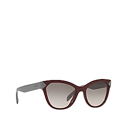 Prada - Bordeaux PR21SS phantos sunglasses