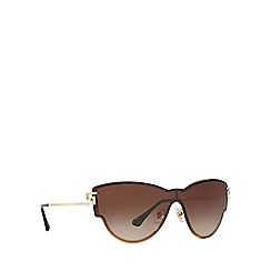 Versace - Gold VE2171B pilot sunglasses