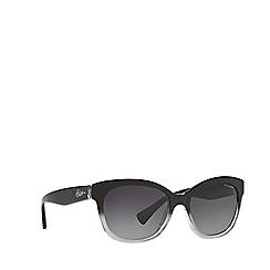 Ralph - Black cat eye frame sunglasses