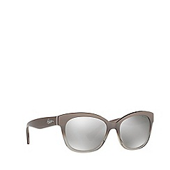 Ralph - Grey cat eye frame sunglasses
