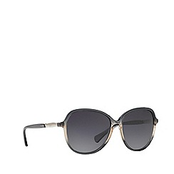 Ralph - Grey round frame sunglasses