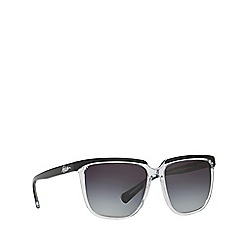 Ralph - Clear RA5214 square sunglasses
