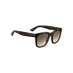 Gucci - Tortoise GG1133 rectangle sunglasses