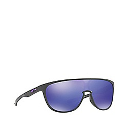 Oakley - Grey 'Trillbe' OO9318 rectangle sunglasses