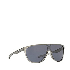 Oakley - Matte grey 'Trillbe' OO9318 rectangle sunglasses