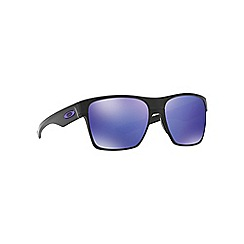 Oakley - Black 'Twoface XL' OO9350 square sunglasses
