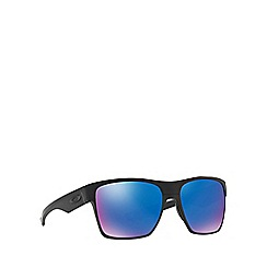 Oakley - Matte black 'Twoface XL' OO9350 square sunglasses