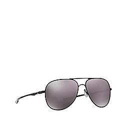 Oakley - Matte black 'Elmont' OO4119 pilot sunglasses