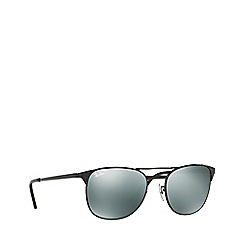 Ray-Ban - Shiny black RB3429M square sunglasses
