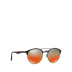 Ray-Ban - Matte brown RB3545 phantos sunglasses