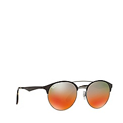 Ray-Ban - Matte brown phantos RB3545  sunglasses