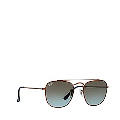 Ray-Ban - Bronze square RB3557  sunglasses