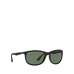 Ray-Ban - Black RB4267 square sunglasses