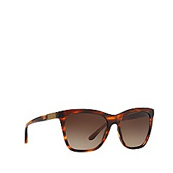 Ralph Lauren - Havana square frame sunglasses