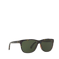 Polo Ralph Lauren - Havana 0ph4116 square sunglasses