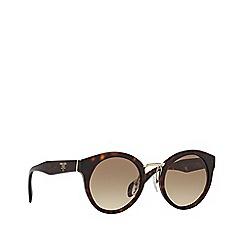 Prada - Havana phantos female sunglasses