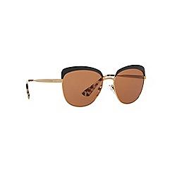 Prada - Silver PR51TS square sunglasses