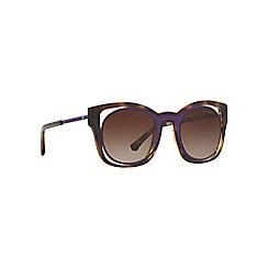 Emporio Armani - Violet EA4091 square sunglasses