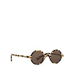 Dolce & Gabbana - Havana DG4303 round sunglasses