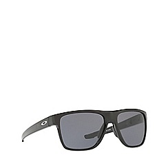 Oakley - Black OO9360 Crossrange Xl sunglasses