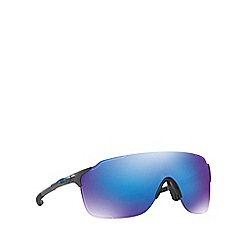 Oakley - Silver OO9386 rectangle sunglasses