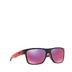Oakley - Black ink 'Crossrange' square OO9361 sunglasses