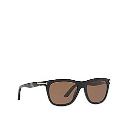 Tom Ford - Black 'Arabella' FT0500 square sunglasses