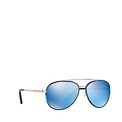 Michael Kors - Navy 'Ida' pilot MK1019 sunglasses