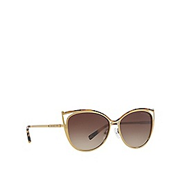 Michael Kors - Tortoiseshell 'Ina' cat eye MK1020 sunglasses