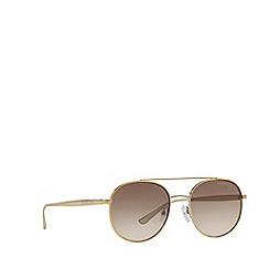 Michael Kors - gold tone 'Lon' pilot MK1021 sunglasses