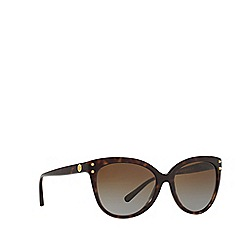 Michael Kors - Brown MK2045 Jan cat eye sunglasses