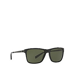 Ralph Lauren - Black RL8155 square sunglasses
