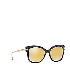 Michael Kors - Black MK2047 Lia square sunglasses