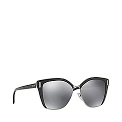 Prada - Black PR 56TS square sunglasses
