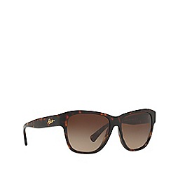 Ralph - Brown RA5226 square sunglasses
