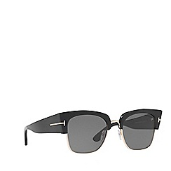 Tom Ford - Black FT0554 Dakota square sunglasses