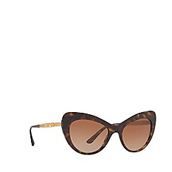 Dolce & Gabbana - Brown 0DG4307B Cat Eye sunglasses