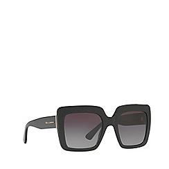Dolce & Gabbana - Black DG4310 square sunglasses